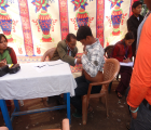 Health Camp at Gaurifanta Transit Point